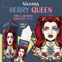BERRY QUEEN 50ML MIX&VAPE - VALKIRIA