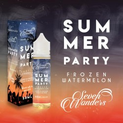 SUMMER PARTY 50ML MIX&VAPE - SEVENWONDERS