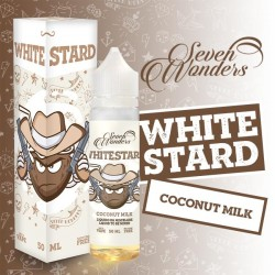 WHITESTARD 50ML MIX&VAPE - SEVENWONDERS