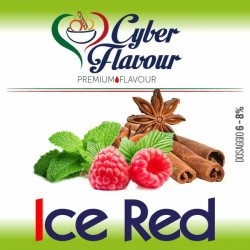 AROMA 10ML CYBER FLAVOUR ICE RED