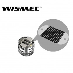 MESH HEATER LUXOTIC SURFACE 5 PCS - WISMEC