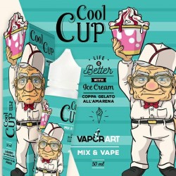 RE-CUP 50ml MIX&VAPE - VAPORART