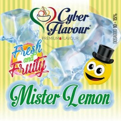 AROMA 10ML CYBER FLAVOUR MR LEMON - FRESH FRUIT