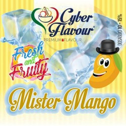 AROMA 10ML CYBER FLAVOUR MR MANGO - FRESH FRUIT