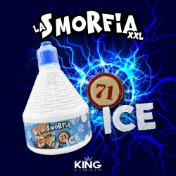 LA SMORFIA XXL - AROMA N.71 ICE MIX&GO 30ML - KING LIQUID