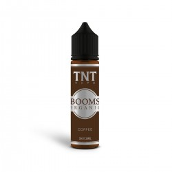 TNT ORGANIC COFFEE AROMA SCOMPOSTO 20ML - TNT VAPE