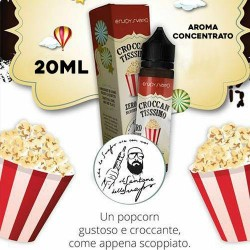 CROCCANTISSIMO CONCENTRATO 20ML ENJOYSVAPO