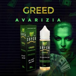 GREED CONCENTRATO 20ML - SUPERFLAVOR