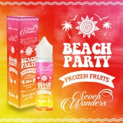 BEACH PARTY CONCENTRATO20ML - SEVENWONDERS