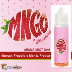 MNGO STRAWBERRY CONCENTRATO 20ML - EJUICEDEPO