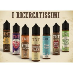 TNT FRUIT BOMB AROMA SCOMPOSTO 20ML - TNT VAPE