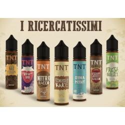 TNT NITRO BACCO  AROMA SCOMPOSTO 20ML - TNT VAPE