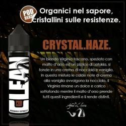 AROMA SCOMPOSTO CLEAN CRYSTAL HAZE 20ml - AZHAD'S ELIXIRS