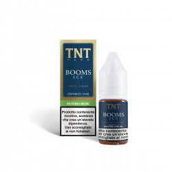 LIQUIDO PRONTO BOOMS ICE 10ml - TNT VAPE