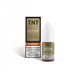 LIQUIDO PRONTO BOOMS ORIGIN 10ml - TNT VAPE