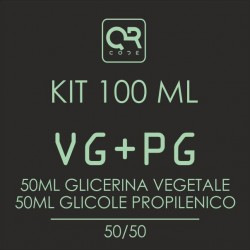 KIT BASE SCOMPOSTA 100ML - QRCODE