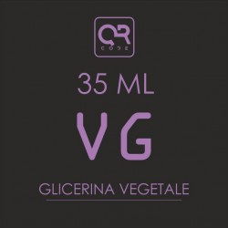 VG - GLICERINA VEGETALEQRCODE 35ML