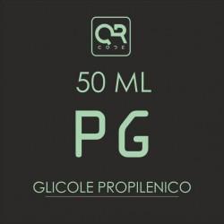 PG - GLICOLE PROPILENICO QRCODE 50ML