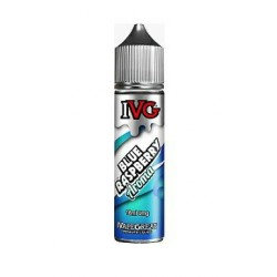 BLUE RASPBERRY SCOMPOSTO 18ml - IVG