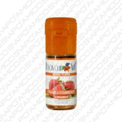 AROMI FLAVOURART 10 ML FRAGOLA (RED TOUCH)