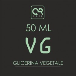 VG - GLICERINA VEGETALEQRCODE 50ML