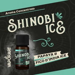 AROMA 10ml SHINOBI ICE - VAPORART
