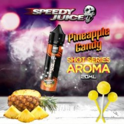 PINEAPPLE CANDY AROMA SCOMPOSTO 20ml - SPEEDY JUICE