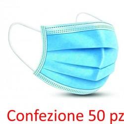 MASCHERINE MONOUSO (50 PCS)