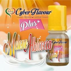 MELONE / ALBICOCCA PLUSAROMA 10ml - CYBER FLAVOUR