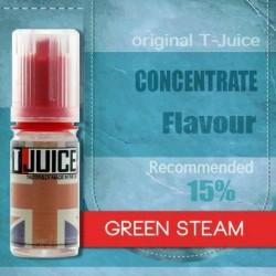 AROMI T-JUICE 10 ML GREEN STEAM