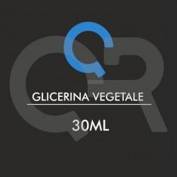 VG - GLICERINA VEGETALE30ml - QR