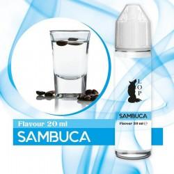 SAMBUCA AROMA SCOMPOSTO 20ml - LOP