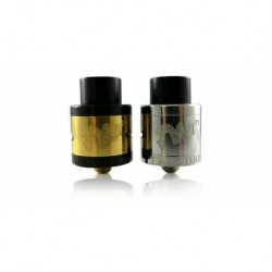 TWISTED MESSES  24MM DRIPPER