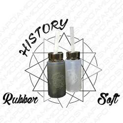 SQUONK BOTTLE RUBBER SOFT (5ML) - HISTORY MOD