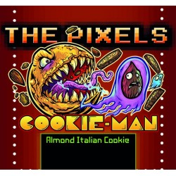 COOKIE MAN AROMA 10ml -THE PIXELS