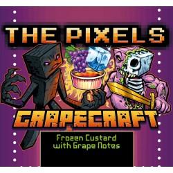 GRAPECRAFT AROMA 10ml -THE PIXELS