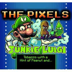 JUNKIE LUIGI AROMA 10ml- THE PIXELS