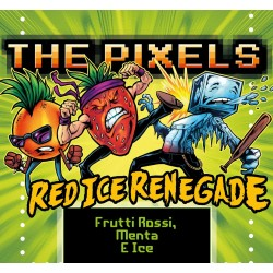 RED ICE RENEGADE AROMA 10ml - THE PIXELS