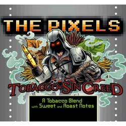 TOBACCO SIN CREED AROMA10ml - THE PIXELS