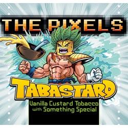 TABASTARD AROMA 10ml - THE PIXELS