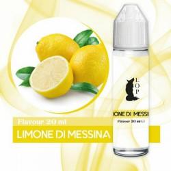LIMONE DI MESSINA AROMA SCOMPOSTO 20ML - LOP