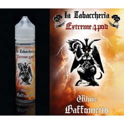 AROMA WHITE BAFFOMETTO EXTREME 4 POD 20ml - LA TABACCHERIA