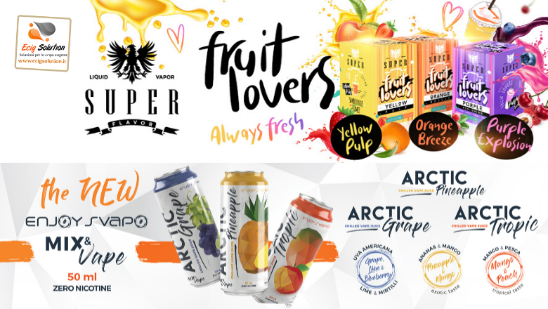 Fruit Lovers + Artic